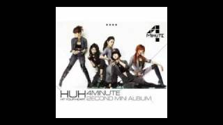 [AUDIO + DL] 4MINUTE - HIGHLIGHT