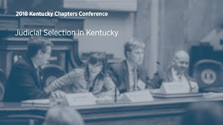 Click to play: Judicial Selection in Kentucky