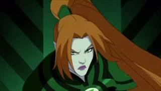 Laira Princess And Green Lantern