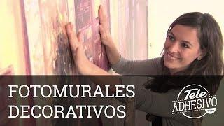 Fotomurales Decorativos - TeleAdhesivo - HD