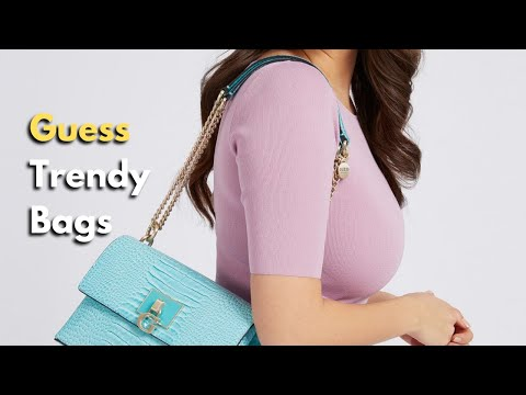Trendy Bags by Guess
