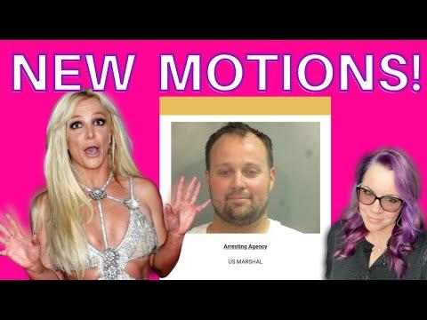 Coffee & Cursey Words   Britney Spears, Josh Duggar Government Response, Girardi Updates