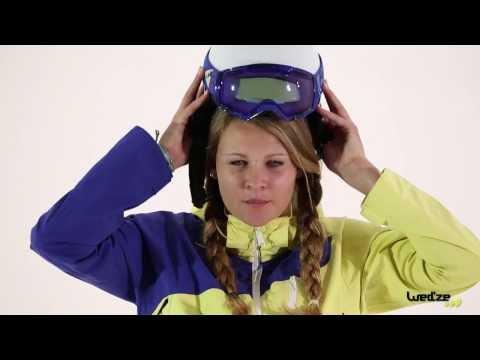 Esquí/Snowboard - Cómo elegir el tamaño adecuado para su casco - Deportes