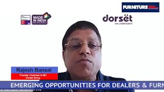 Make in India is an advantageous proposition, says Rajesh Bansal, CMD, Dorset Group