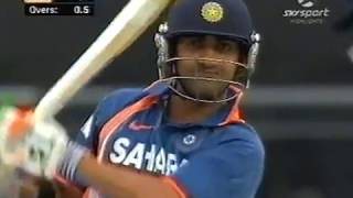 2009 - New Zealand vs India - 2nd T20 Highlights @ Wellington