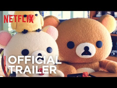 Rilakkuma and Kaoru Trailer