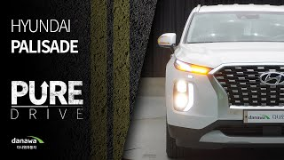 [퓨어 드라이브] 2020 HYUNDAI PALISADE 2.2 e-VGT Exclusive AWD [7seater] (Walk Around)