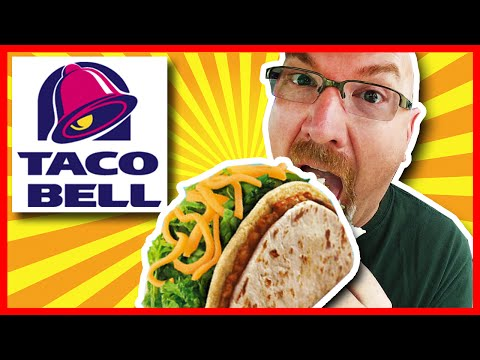Taco Bell Double Decker Taco Review and Drive-Thru Test