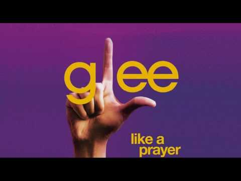 Like a Prayer (Song) by Glee Cast and Jonathan Groff