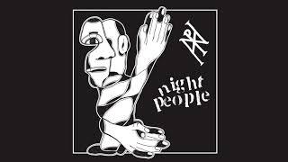 "Night People - S/T 7"""