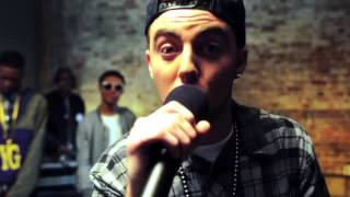 XXL Freshmen 2011 Cypher - Part 1 - YG, Mac Miller, Diggy & Lil Twist