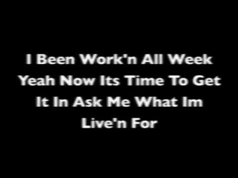 Weekend Lyric Video- E-ROCK