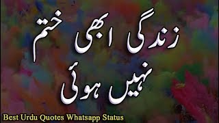 Urdu Quotes Whatsapp Status Free Video Search Site Findclip