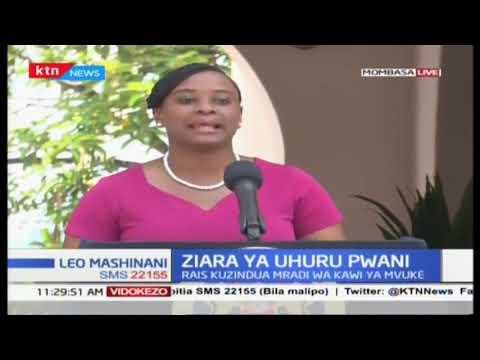 Rais kuzindua mradi wa kawi ya mvuke katika ziara yake ya eneo la Pwani