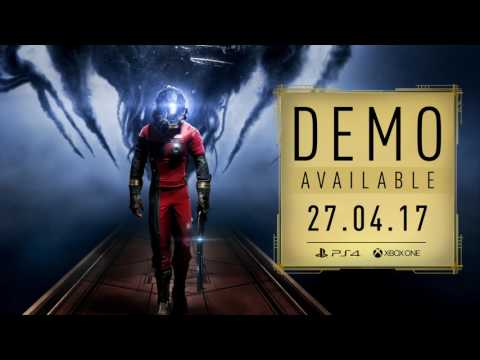 New Prey Trailer Out Now, Demo Coming Soon