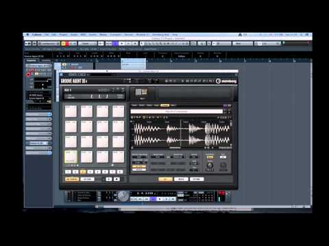 Cubase 7.5 – Groove Agent SE 4 – The New Drum Sampler