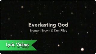 Everlasting God - Lyric Video