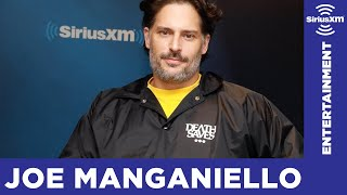 How Joe Manganiello Met & Fell In Love With Sofía Vergara | AUDIO ONLY