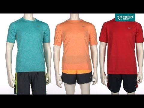 Herren Laufshirt Nike DriFIT Running Shirt