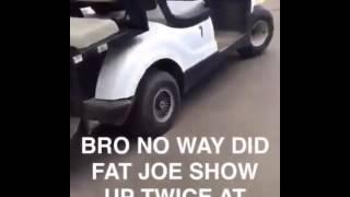 FAT JOE HAS A CLONE!! PROOF