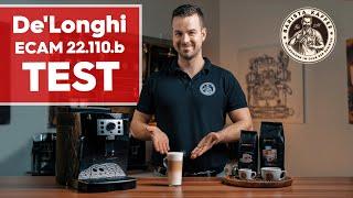DeLonghi Kaffeevollautomat ECAM 22.110.b Test - Magnifica S Testbericht