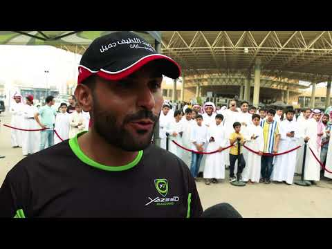 Yazeed Alrajhi @ the SSS of Rally AlQassim 2019
