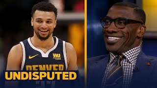 Shannon Sharpe defends Jamal Murray over his late shot at 50 points vs Celtics   NBA   UNDISPUTED