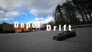 FPV RC Car Chase ( Depot Drift )