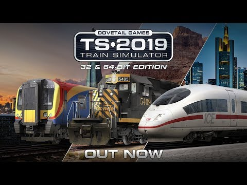 Train Simulator 2019 - OUT NOW thumbnail