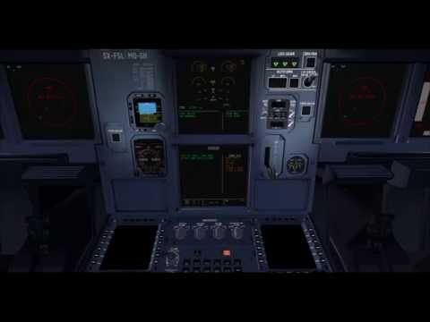 FSL A320-X - Promo Video 1 - Power Up - Flight Sim Labs Ltd