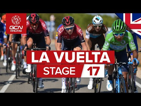 Video | Samenvatting etappe 17 Vuelta a Espana 2019