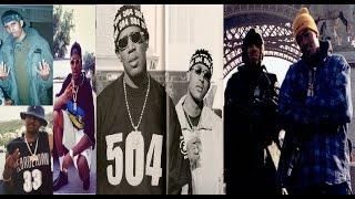 504 Boyz - Uptown ft Master P,Mac & C-Murder (Classic)