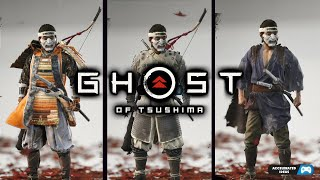 Ghost Of Tsushima ALL Outfits & Gear Unlocked