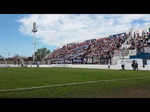 """""""DEPORTIVO MERLO tu hinchada te alienta aunque ganes o pierdas .."""" Barra: La Banda del Parque • Club: Deportivo Merlo"""