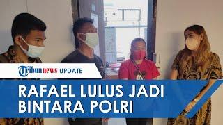 Rafael Malalangi Akhirnya Lulus Menjadi Anggota Bintara Polri Baru, Ucapkan Terimakasih ke Kapolri