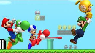 7 Things You Should Know About Super Mario Bros. Wii