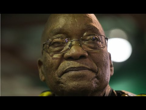 South Africa: Authorities hit Jacob Zuma with arms deal corruption charges