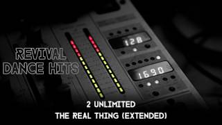 2 Unlimited - The Real Thing (Extended) [HQ]