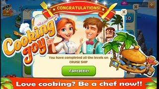 Cooking Joy/ Going to Tiki bar/ Part 2 /Introducing games