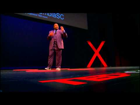The cure for racism | Napoleon Wells | TEDxColumbiaSC