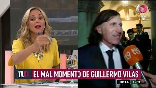 Preocupa La Salud De Guillermo Vilas
