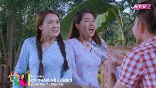 MV Đâu Có Say (Lương Thế Thành - Jun) | CÔ THẮM VỀ LÀNG 3