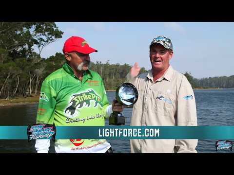 Merv Hughes Introduces the Lightforce Enforcer