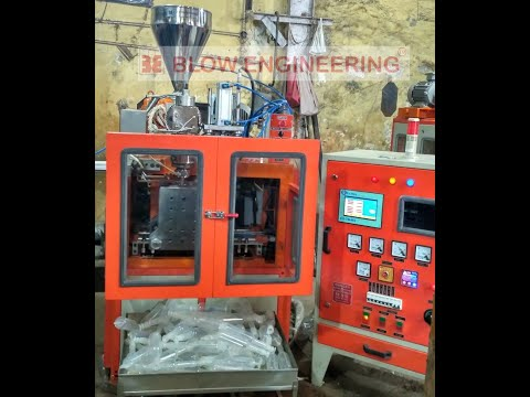 PP Juice Bottle Manufacturing Machine