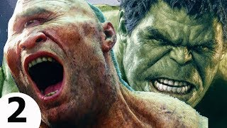 ХАЛК vs ЦИКЛОП / HULK vs CYCLOPS