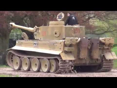 Tiger Day IX - Bovington 2018