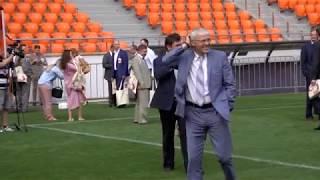 Наследие Чемпионата мира по футболу в Екатеринбурге