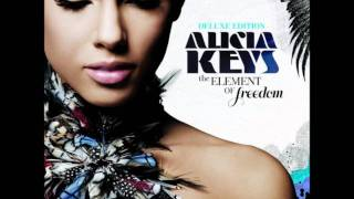 Love Is My Disease - Alicia Keys (The Element of Freedom) **with lyrics**