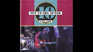 Ten Years After / Let's Shake It Up ( LIVE 1990 )