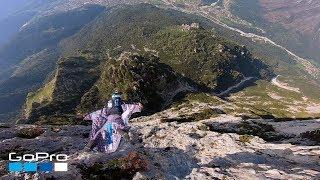 GoPro: Wingsuit Through the Italian Dolomites